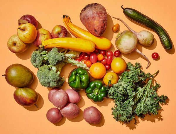 Frozen food is nature's solution to food waste
