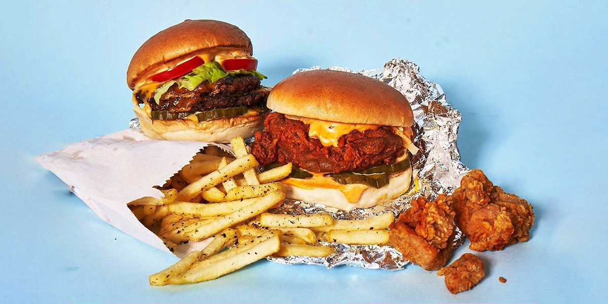 How to eat your favourite junk food and stay healthy