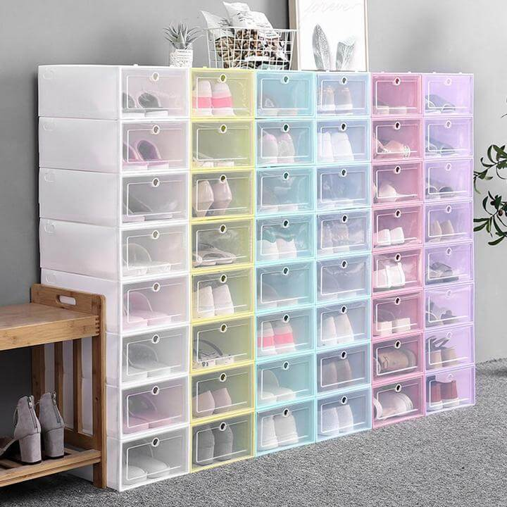 2020 New Drawer Type Shoe Box