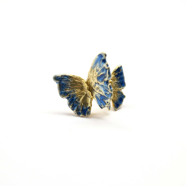 Double butterfly HOPE ring