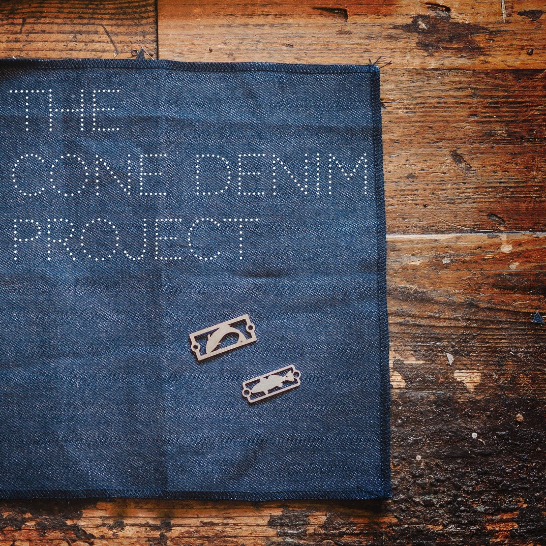 The Cone Denim Project- Featured on The Fiberglass Manifesto by David Fason