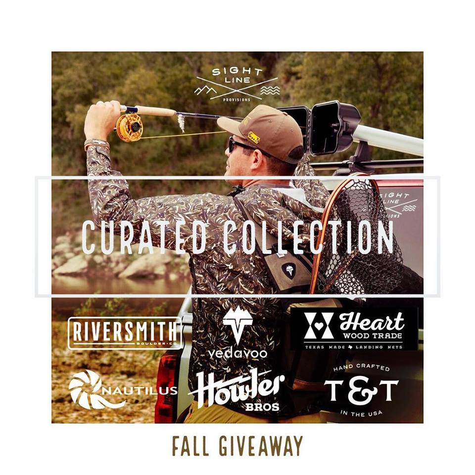The Sight Line Provisions Curated Collection Fall Giveaway