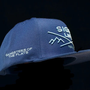Gangsters of the Flats Small Batch Hat Collab with Capt. Jack Productions