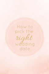 Wedding planning timeline that makes planning a wedding easy