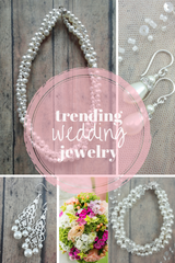 wedding jewelry trends for brides and bridesmaids