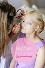 Wedding Day Makeup // Click for tips From a Professional Makeup Artist