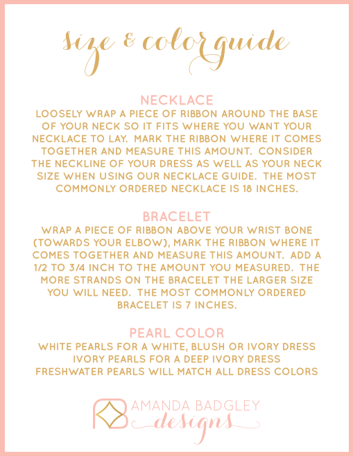 Color Guide