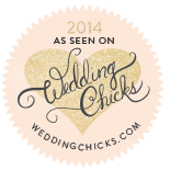 Amanda Badgley Designs featured on Wedding Chicks