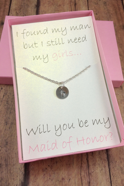 Will You Be My Maid of Honor / How To Ask Your MOH / Ask Maid of Honor