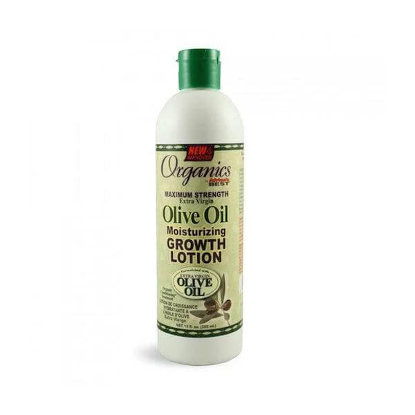 Africas Best Originals Olive Oil Growth Lotion 12oz