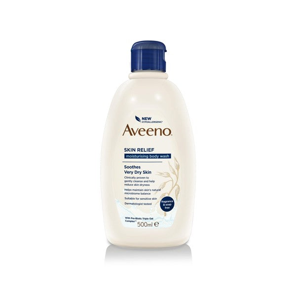 Aveeno Skin Relief Moisturising Body Wash 300ml.