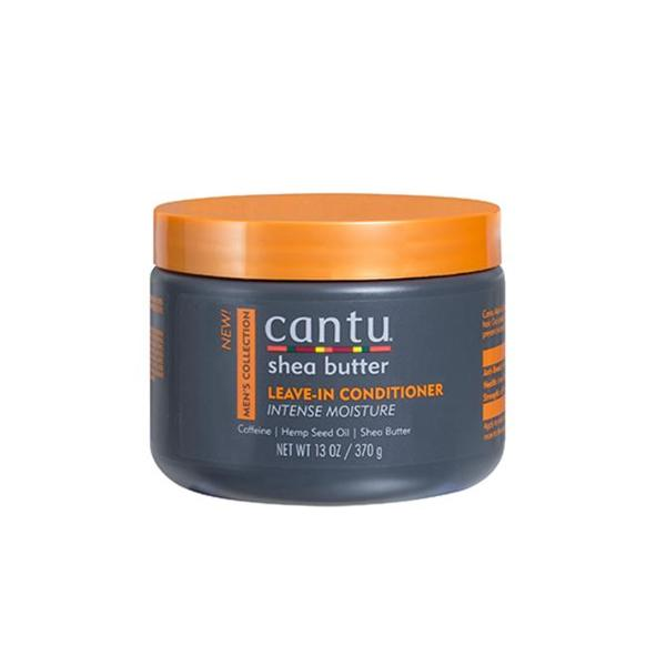 Cantu Men Shea Butter Leave In Conditioner 370g.