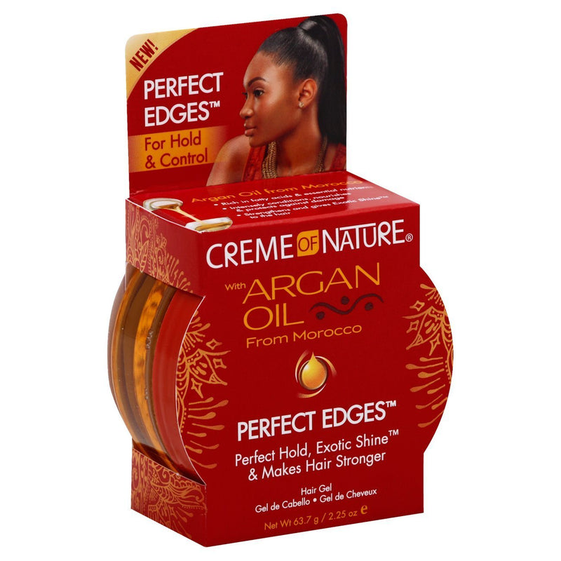 Creme of Nature Argan Oil Perfect Edges  2.5oz.