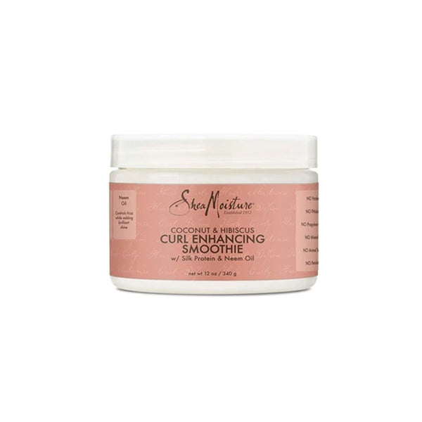 Shea Moisture Coco & Hibiscus Curl Enhancing Smoothie 12oz.