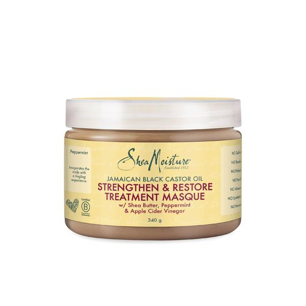Shea Moisture Jamaican Black Castor Oil Treatment Masque 12oz.