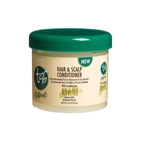 TCB Natural Olive Oil Hair & Scalp Conditioner 10oz.