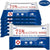 75% Alcohol Disinfecting Wet Wipes (6 Boxes, 60 Wipes)