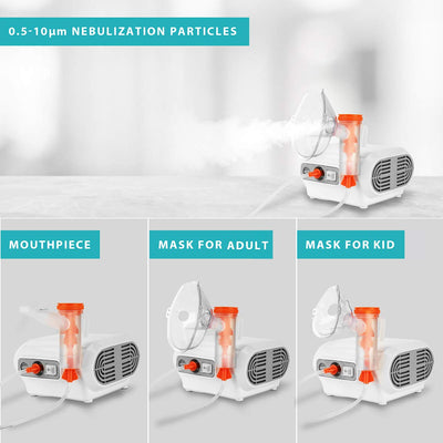 MT™ Jet Compressor Nebulizer