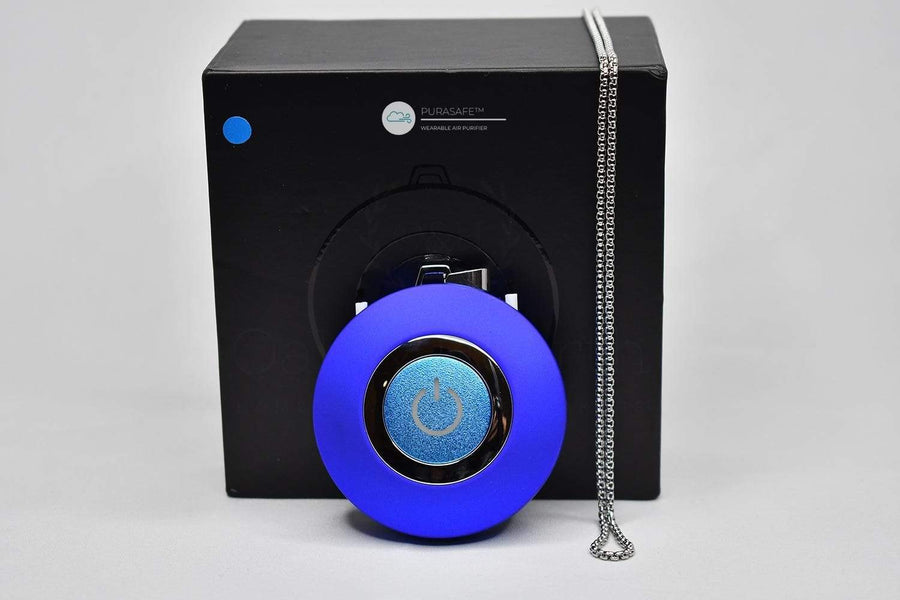 Wearable Air Purifier with Gift Package