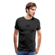 People Over Profits Men's Premium T-Shirt - black