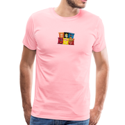 Men's Snack Premium T-Shirt - pink