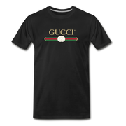 G Men's Premium T-Shirt - black