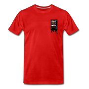 Vending Business Drip Men's Premium T-Shirt - red