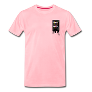 Vending Business Drip Men's Premium T-Shirt - pink