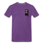 Vending Business Drip Men's Premium T-Shirt - purple