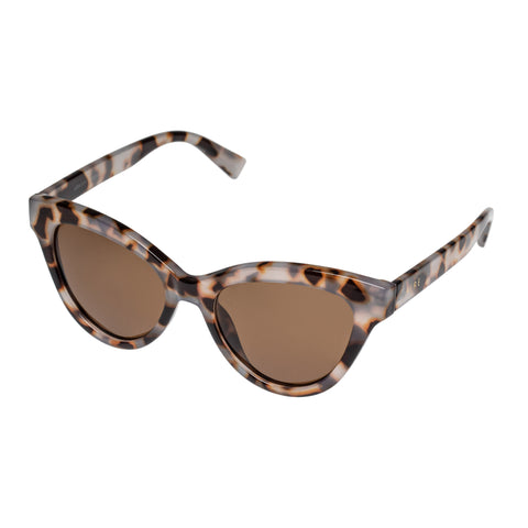 Aire Female Gravity Tort Cat-eye Sunglasses