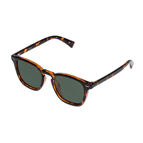 Aire Uni-sex Magnetic Tort Modern Rectangle Sunglasses