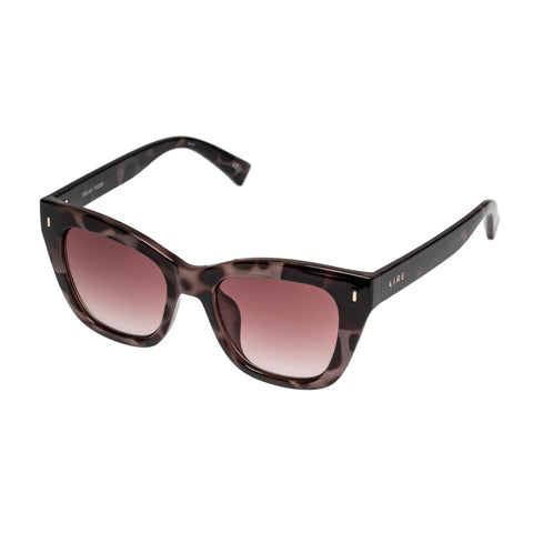 Aire Female Stellar Tort Cat-eye Sunglasses