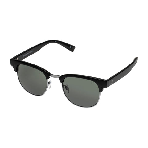 Aire Male Stratosphere Black Modern Rectangle Sunglasses