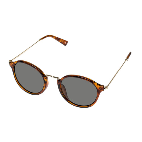 Aire Uni-sex Argon Tort Round Sunglasses