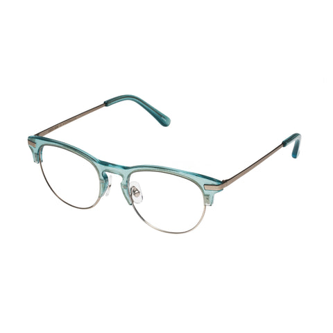 Carter Bond Uni-sex Tent Green Round Optical Frames