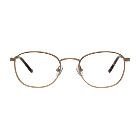 Carter Bond Male Nevis Gold Classic Optical Frames