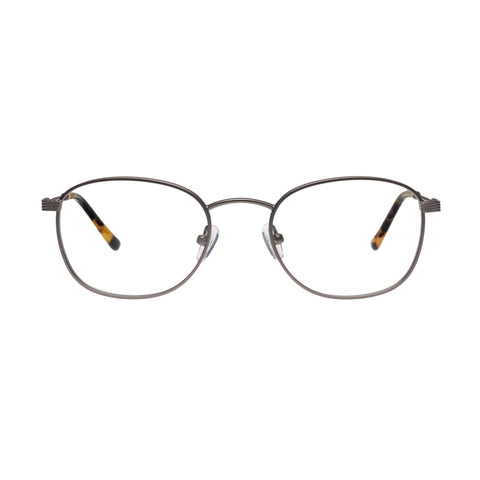 Carter Bond Male Nevis Gunmetal Classic Optical Frames
