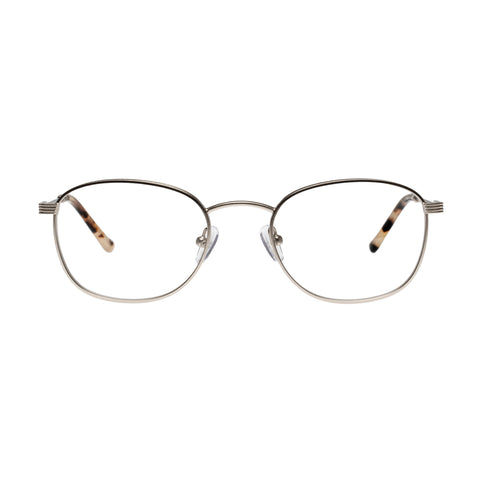 Carter Bond Male Nevis Silver Classic Optical Frames