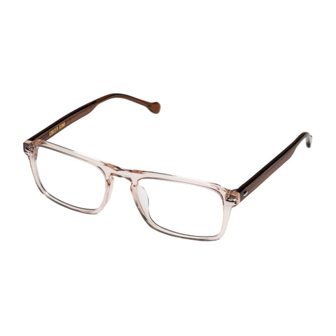 Carter Bond Male Positano Beige Aviator Optical Frames