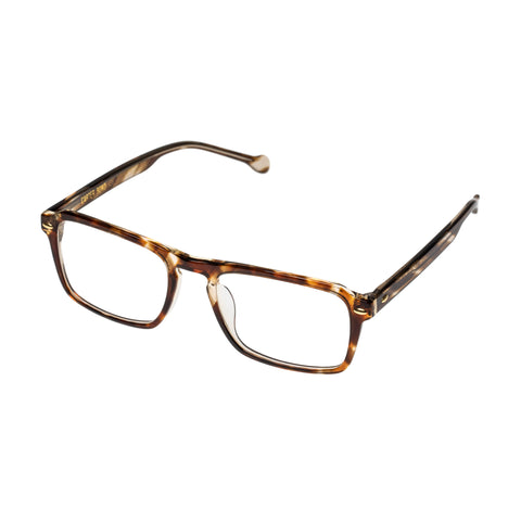 Carter Bond Male Positano Horn Aviator Optical Frames
