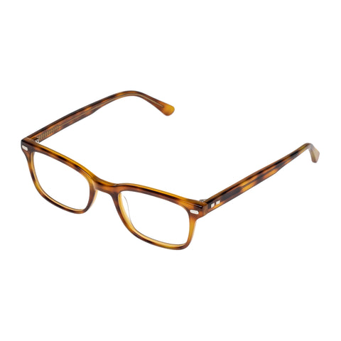 Carter Bond Male Rabat Horn Modern Rectangle Optical Frames