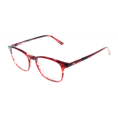 Carter Bond Male Vintage Black Classic Optical Frames