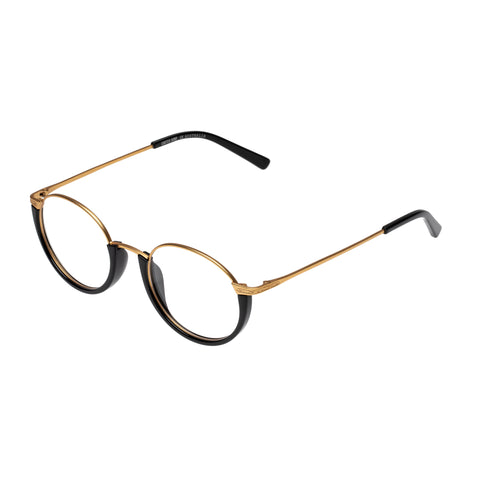 Carter Bond Male Combo 18 9207 Black Classic Optical Frames
