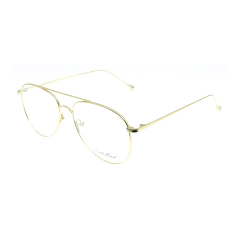 Carter Bond Male Luxury Metal 9248 Black Classic Optical Frames