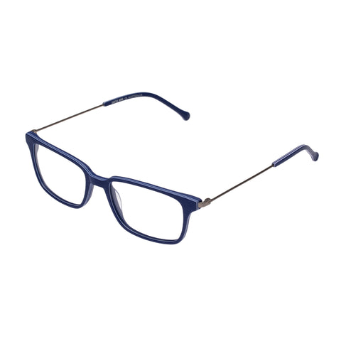 Carter Bond Male Wood Luxe 9252 Black Classic Optical Frames
