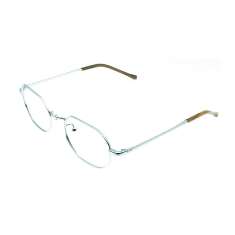 Carter Bond Male Vintage Metal 9254 Black Classic Optical Frames