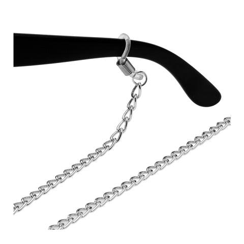 Le Specs Uni-sex Le Specs Neck Chain Silver Silver Unspecified Accessories