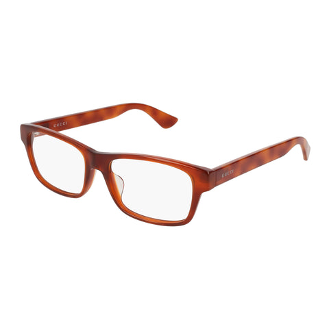 Gucci Male Gg0006oa Tort Round Optical Frames