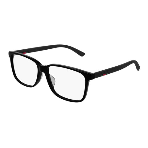 Gucci Male Gg0426oa Black Aviator Optical Frames
