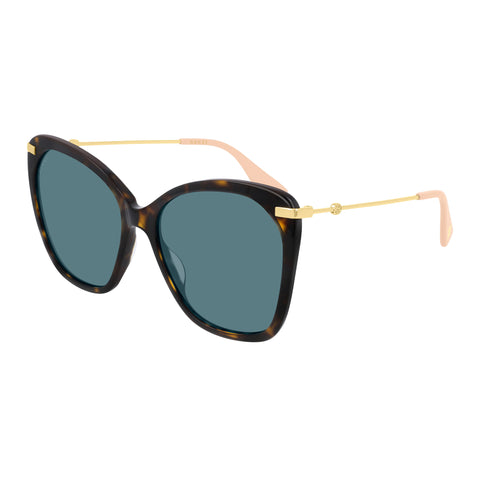 Gucci Female Gg0510s Tort Round Sunglasses